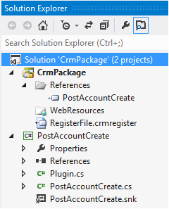 CRM Package