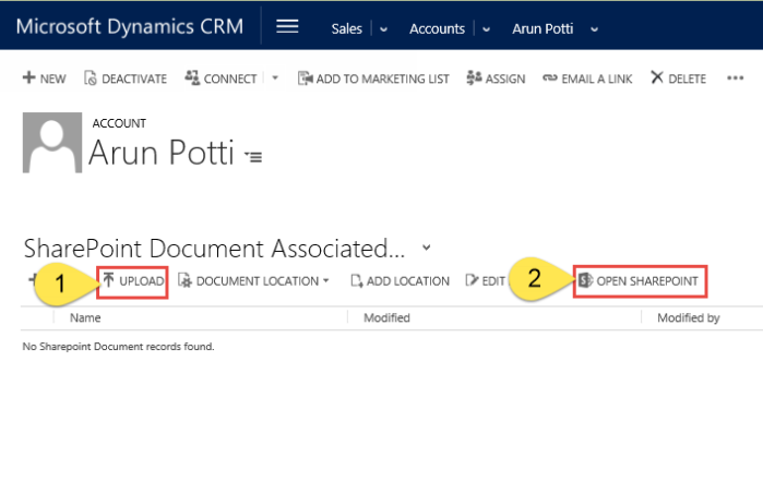 59.23.1.Account - Share Point Document Associated View