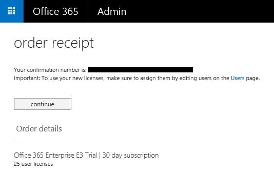 59.5.Order Receipt