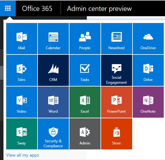 99.Office 365 - All Apps