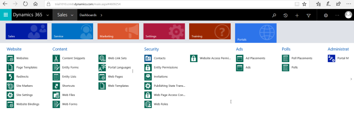 How to setup Dynamics 365 Portals in CRM Online? | Arun