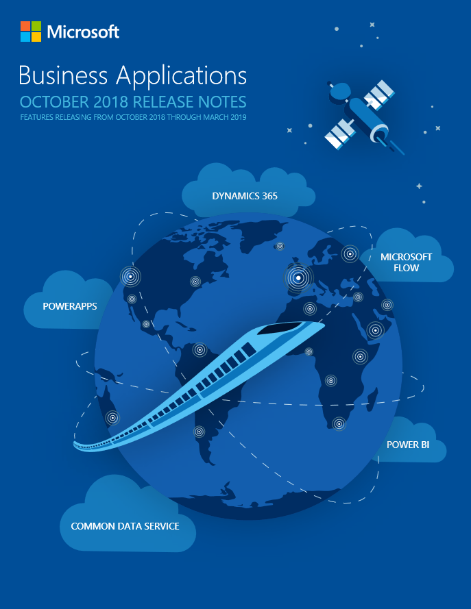 Business Applications October 2018 Release Notes