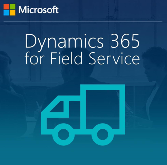 Dynamics 365 for Field Service Image