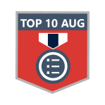 Microsoft Dynamics Community - Top 10 Blogger AUG 2021