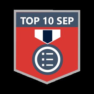 Microsoft Dynamics Community - Top 10 Blogger SEP 2021